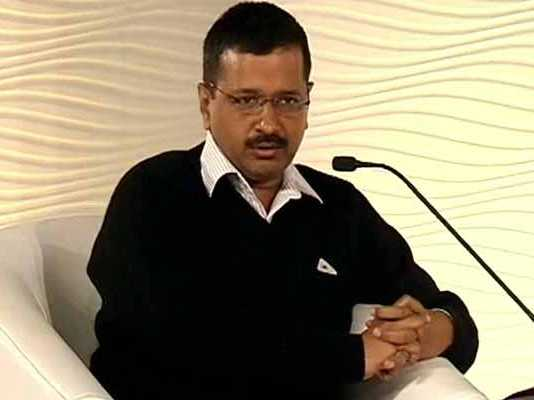 The problem is that our government officials who leave Delhi: Arvind Kejriwal