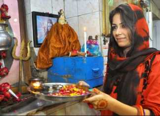 Hindu Temples Well Maintained In Pakistan Says Pak Author