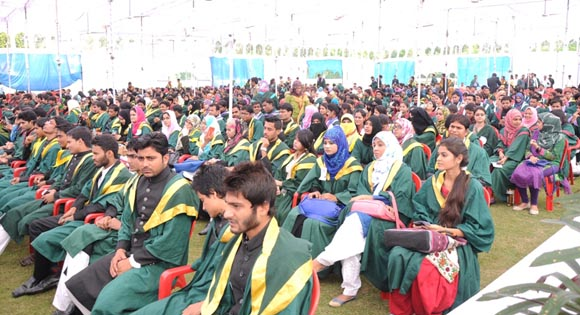 A scene of audience at the 62nd Annual Convocation (ummid.com photo)