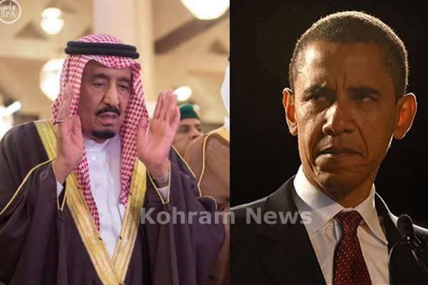 king salman and obama