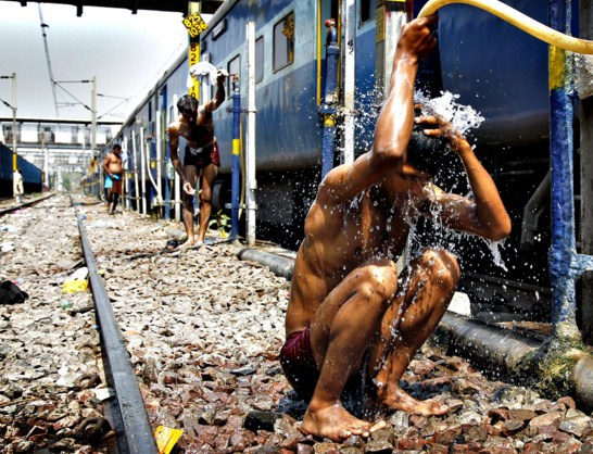 railwaybathing