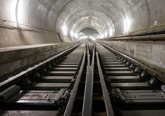 World's longest and deepest tunnel
