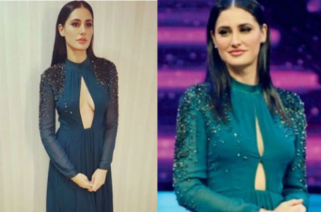 Nargis Fakhri Was Asked To Cover Up Her Revealing Outfit On A Dance Reality Show!