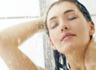 do these things when you you take bath for health benefits