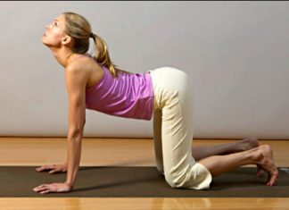 exercises to remove waist pain