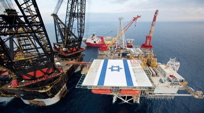 a massive investment by a kuwaiti company in israeli gas fields 696x388